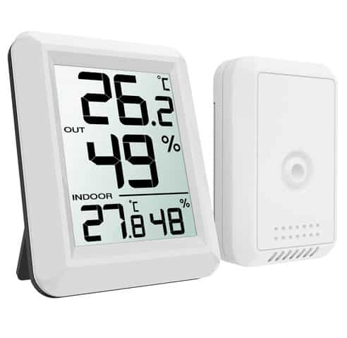 Best Humidity Meter for Low Power Consumption
