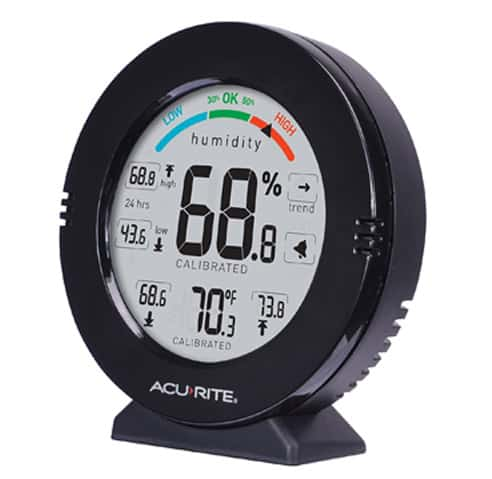 Best Budget Friendly Indoor Humidity Monitor