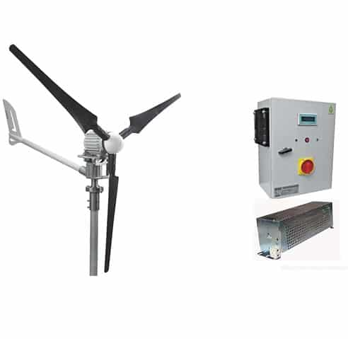 best home wind turbine for power
