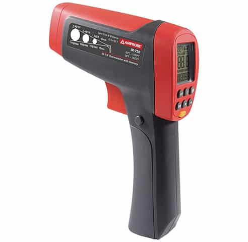 Best Infrared Thermometer for Electrical Appliances