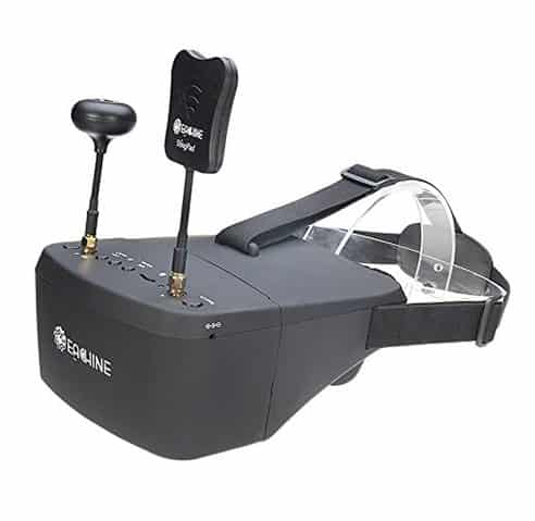 Best FPV Goggles for Drone Racing Under 200$