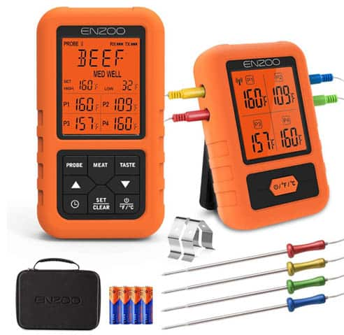 Best Wireless Meat Thermometer for Build Quality