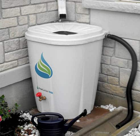 Best Rain Barrel for Large Storage