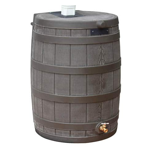 Best Rain Barrel for Build Quality