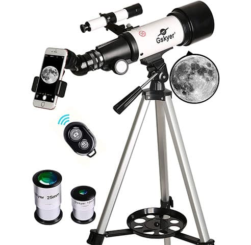 Best Telescope for Planets Under 200$
