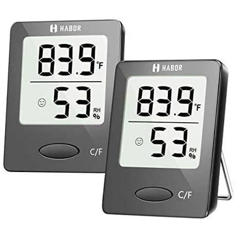 Best Indoor Humidity Monitor