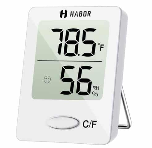 Best Digital Hygrometer For Incubators