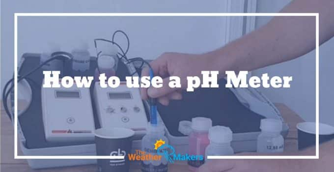 How to use a pH Meter