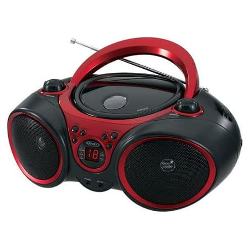 Best Portable Radio With CD Player