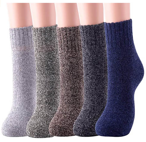 Best Thermal Socks for Gifting