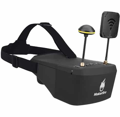 Best FPV Goggles for Drone Racing Under 100$