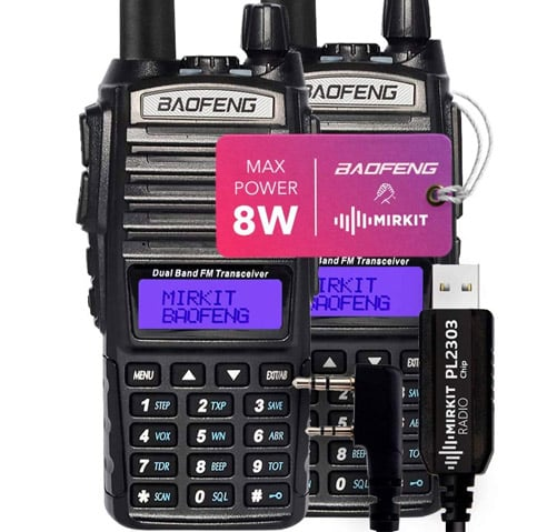 Best Baogeng Radio for Easy Operation