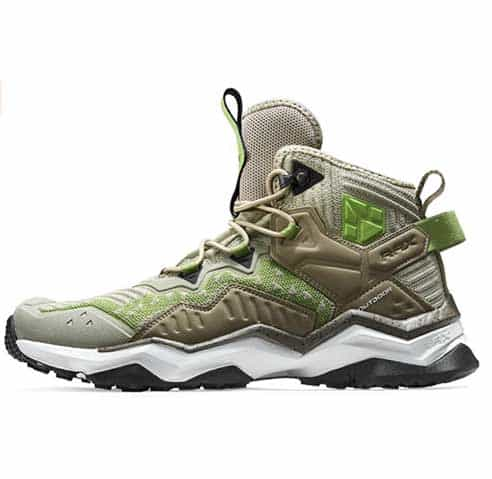 Best Rubber Sole Hiking Boots under 100 for Men