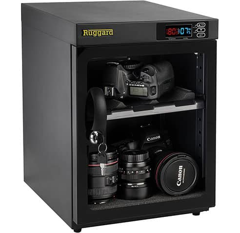 Best Electronic Dry Cabinet for High Security