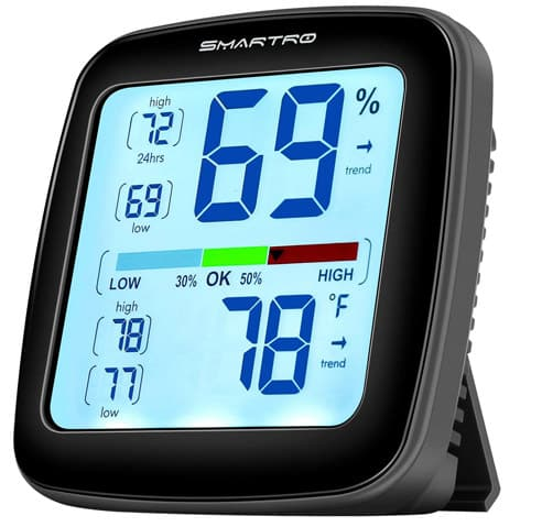 Best Digital Hygrometer for Humidor