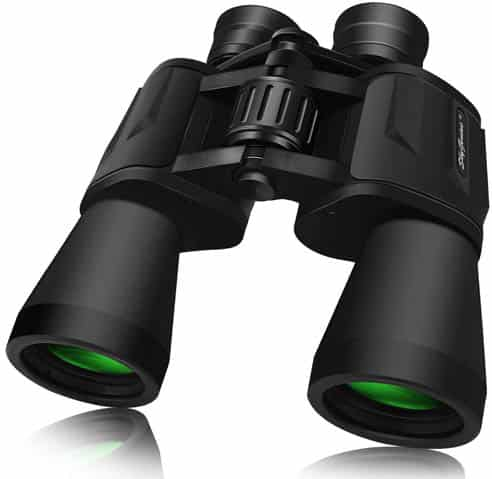 Best Waterproof Travel Binoculars