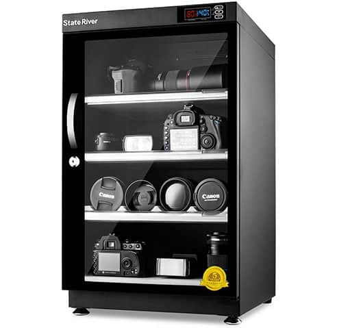 Best Electronic Dry Cabinet for Camera