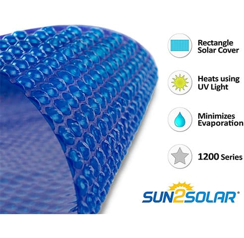Best Solar Pool Cover for Heating