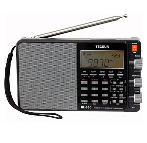 Best Portable Radio for Excellent Features