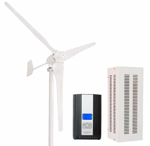 Best Home Wind Turbine for Extended Warranty