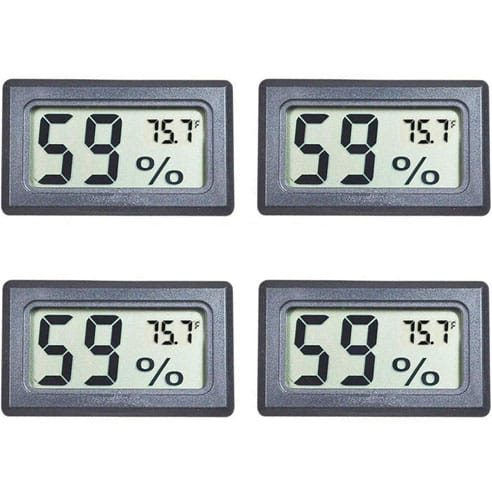 Best Hygrometer for Guitar