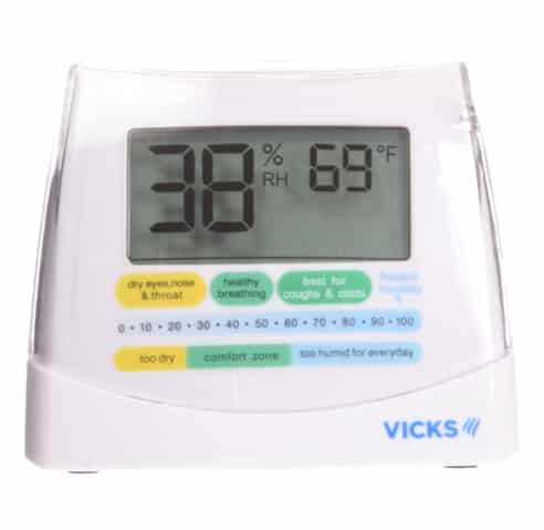 Best Indoor Humidity Monitor for Health Conscious
