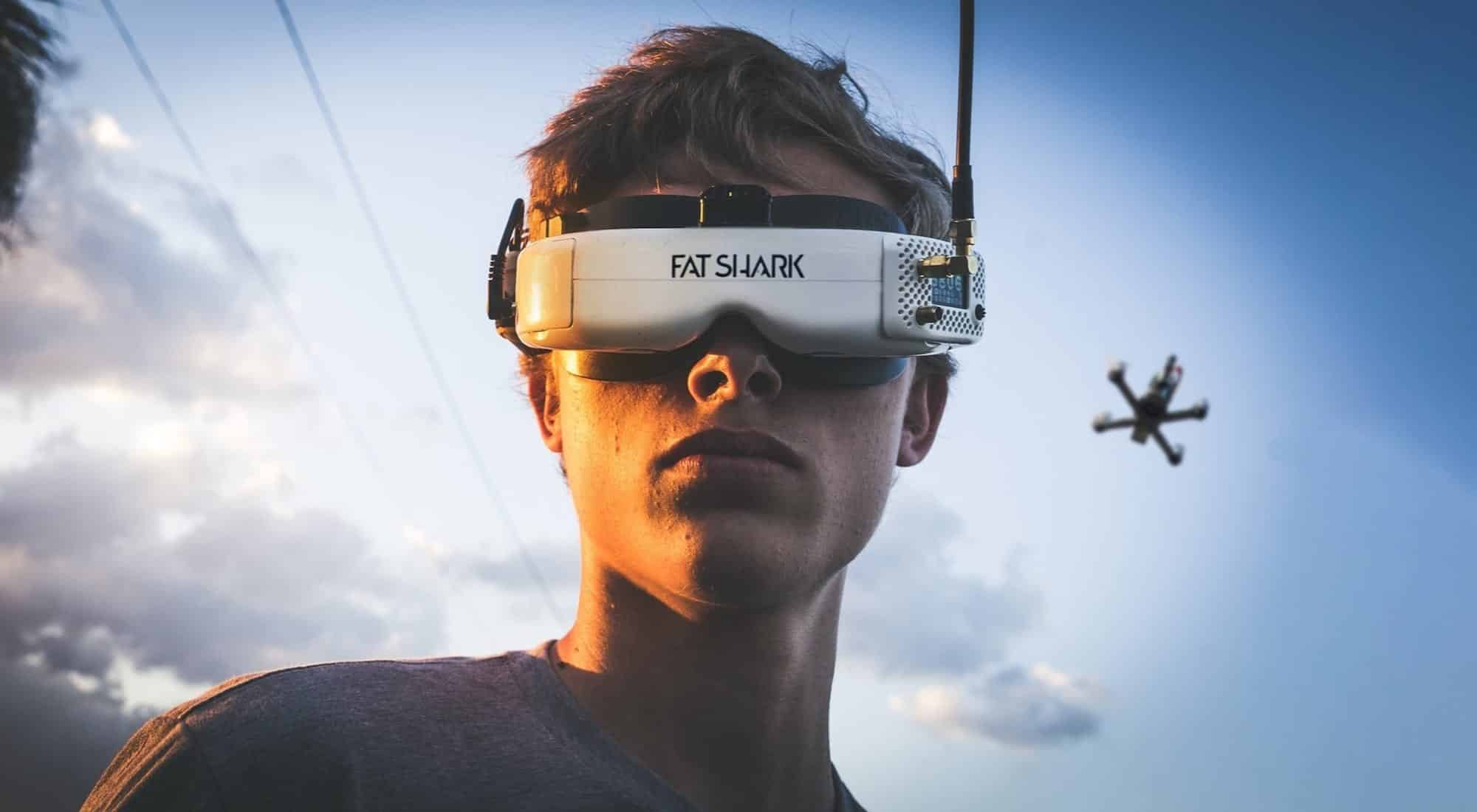 best fpv goggles for drone racing