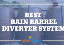 best rain barrel diverter system