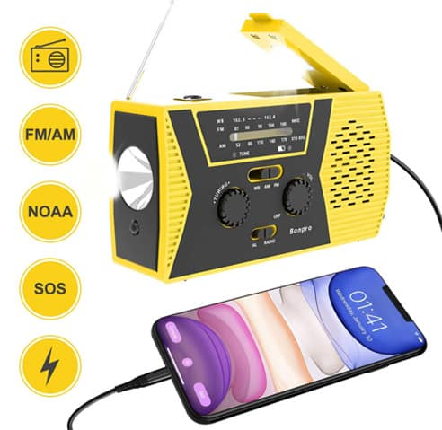 best portable weather radio
