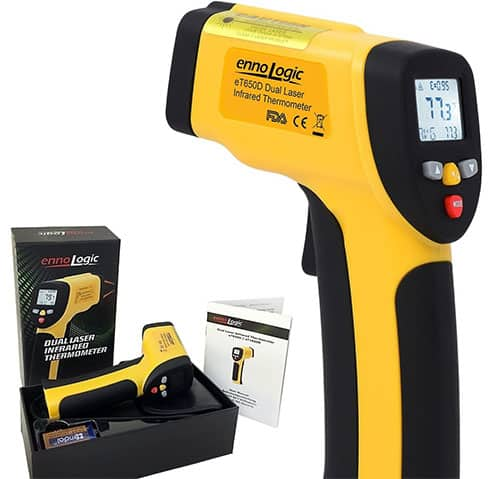 Best Infrared Thermometer for Durability