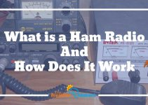 how does a ham radio work