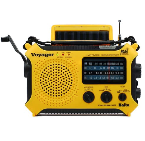 Best Portable Weather Alert Radio