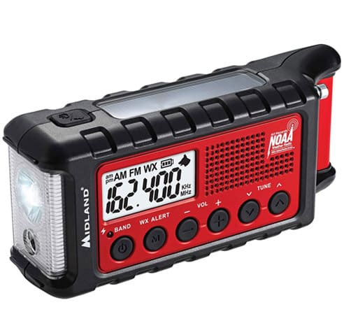 Best Weather Radio for Outdoor Activities