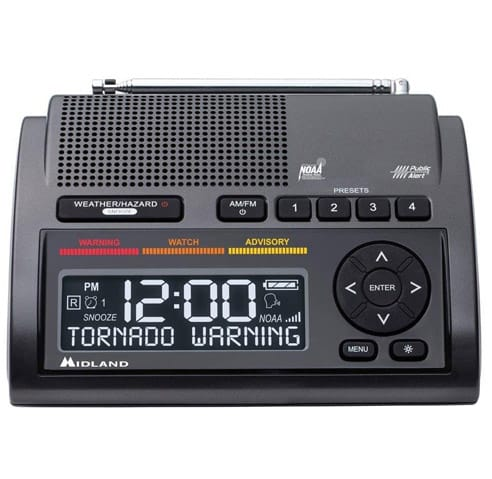 Best NOAA Weather Radio