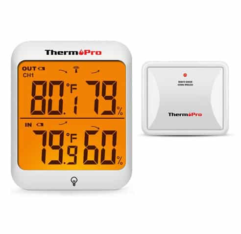 Best Hygrometer for Precision