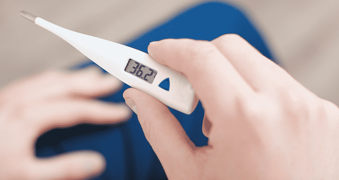 what is digital thermometer